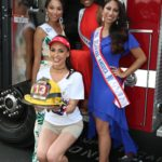 Ice Cream Delight Owner and Beauty Queens