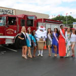 Pageant Queens at Ice Cream Delight