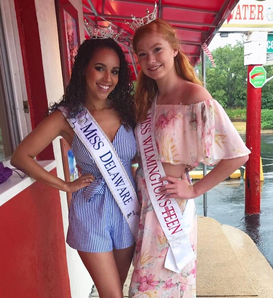 Beauty Queens at National Ice Cream Day 2018